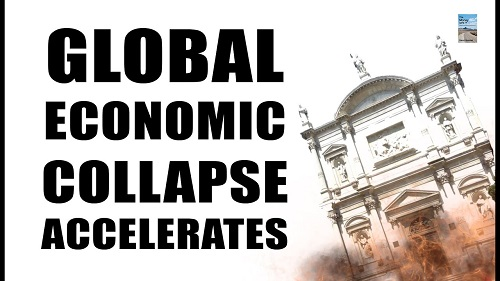 Financial collapse small