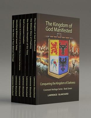 Covenant heritage books 1-7 med